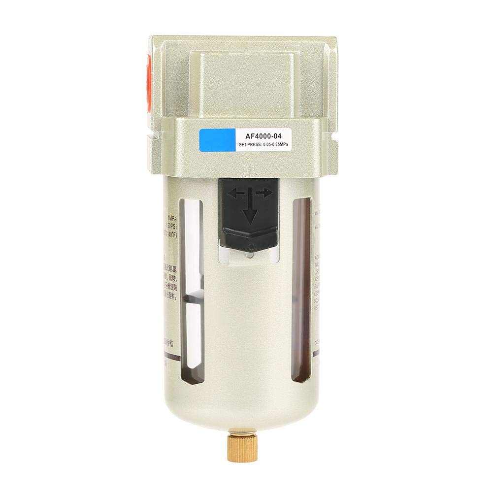 1pc AF4000-04 PT1//2 Air Filter Source Processing Component for Water Filtration