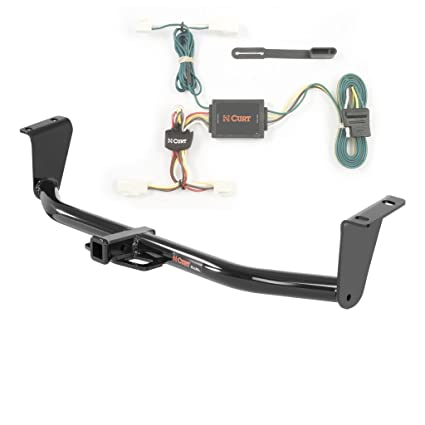 519MnAnlLFL._SX425_ amazon com curt class 1 trailer hitch bundle with wiring for 2003