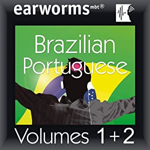 Rapid Brazilian (Portuguese): Volumes 1 & 2 Audiobook