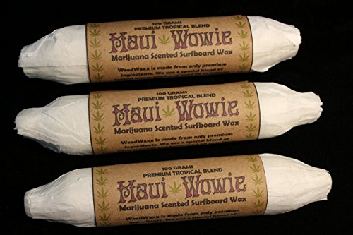 Review Maui Wowie Marijuana Scented