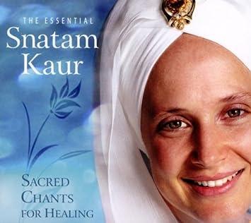 「Essential Snatam Kaur: Sacred Chants - Snatam Kaur:」の画像検索結果