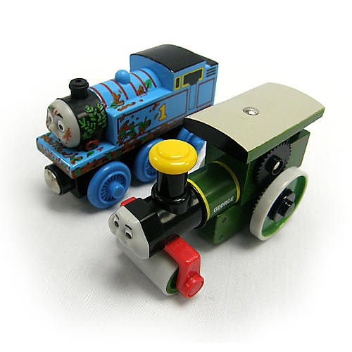 International Thomas Wooden Railway George
