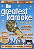 Greatest Karaoke DVD...Ever!, The (Various Artists) [Import anglais]