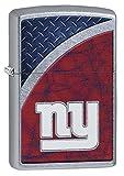 Zippo NFL New York Giants Street Chrome Pocket Lighter