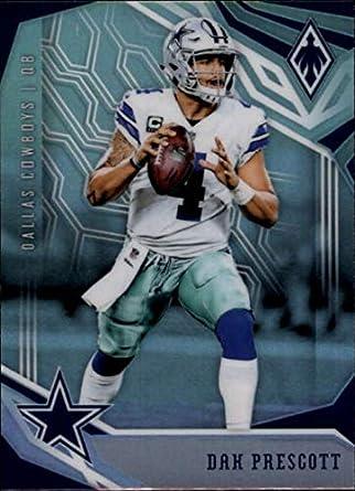 42f9b5eed 2018 Panini Phoenix  25 Dak Prescott Dallas Cowboys NFL Football Trading  Card