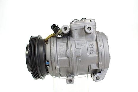 Alanko 551242 - Compresor, aire acondicionado