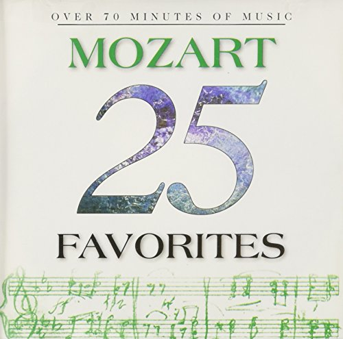 25 Mozart Favorites ()