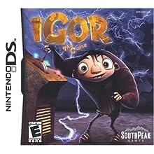 IGOR The Game - Nintendo DS