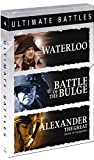 Ultimate Battles - Waterloo/Battle of the Bulge/Alexander... [Import anglais]
