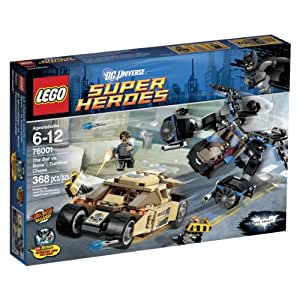 LEGO Super Heroes The Bat vs. Bane[TM]: Tumbler Chase