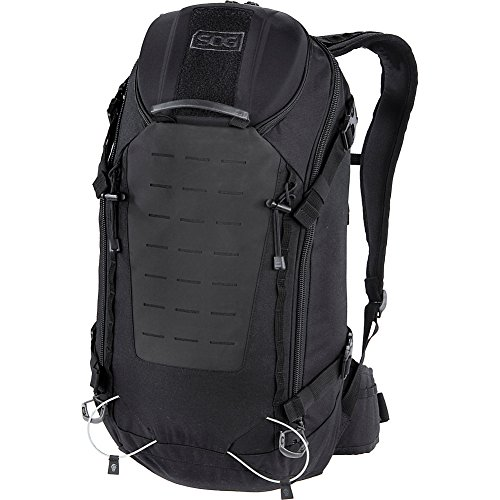 SOG Scout Backpack CP1004B Black, 24 L