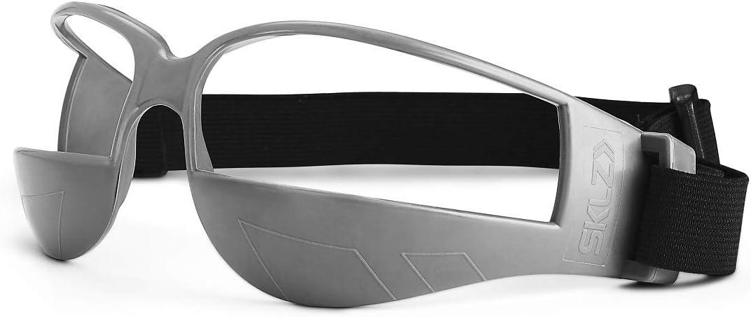 #5 SKLZ Court Vision Basketball Dribbling Goggles