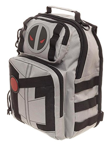 Marvel Deadpool X-Force Mini Sling Backpack