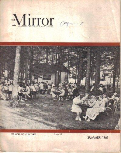 The Mirror, Miller & Rhoads Magazine, Richmond, Charlottesville, Roanoke, Lynchburg VA, Vol. 9, No. 3 (Summer, ()