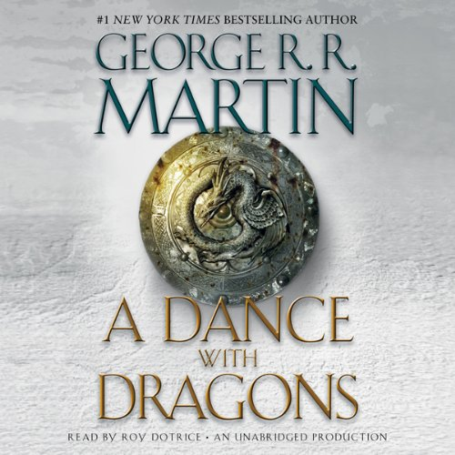"""A Dance with Dragons - A Song of Ice and Fire"" av George R. R. Martin"