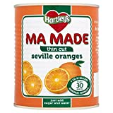 Ma Made Prepared Seville Oranges Thin Cut 850g - Pack of 2