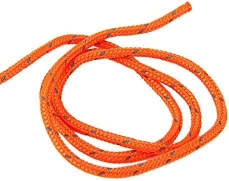 Bright White Guy Line Cordes 4 x 3 m Pack Paracord Tente Camping Festival 3 m