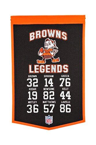 (Winning Streak NFL Cleveland Browns Legends)