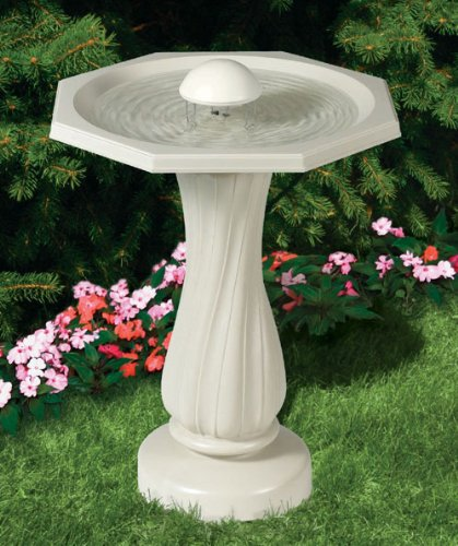 Allied Precision Water Rippling Bird Bath - 390 by Allied Precision Industries