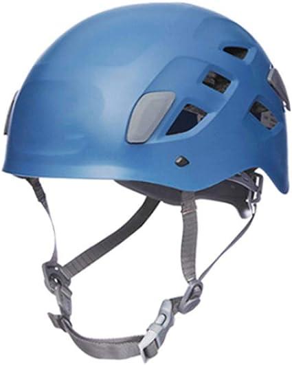 KYC Casco de Escalada Ajustable, Material ABS de Alta ...