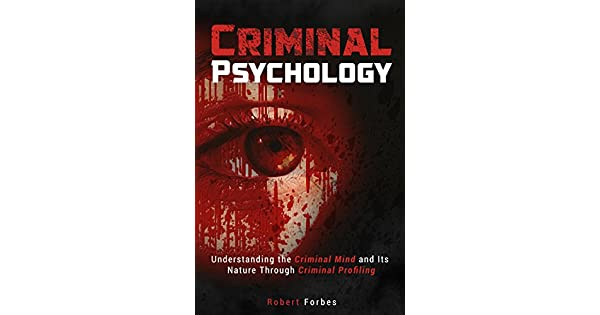 scope of criminal psychology
