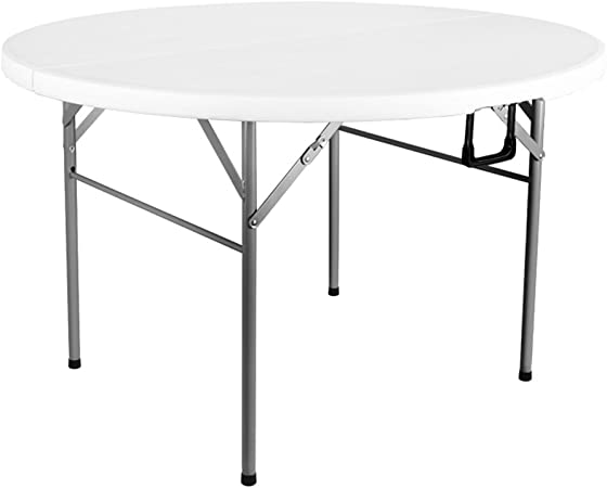 Liujianqin Zdz Table Pliante Table Ronde Table Portative Grande