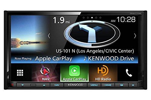 Kenwood DNX773S in-Dash 2-DIN 6.95