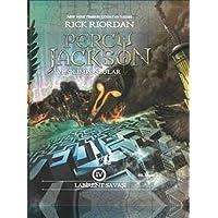 Percy Jackson ve Olimposlular 4 (Ciltli): Labirent Savaşı