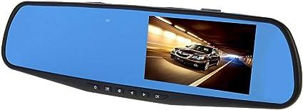 Dash Cam para autos DVR G20 HD 1080P 4.3 pulgadas de pantalla de visualización del vehículo