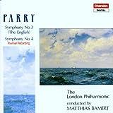 Parry: Symphony Nos. 3 & 4