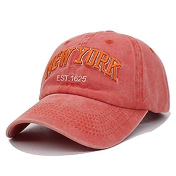ZHENGBINGF Hombres Snapback Mujeres Gorra de béisbol Sombreros ...