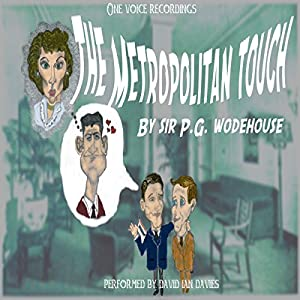 The Metropolitan Touch Audiobook