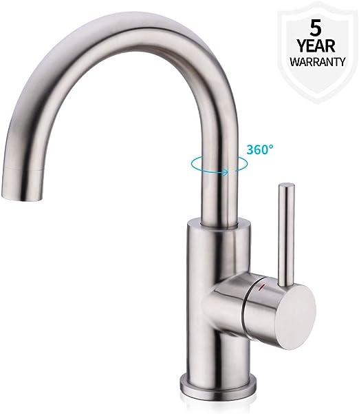 Design Wasserhahn Spültischarmatur Armatur Küchenmischer