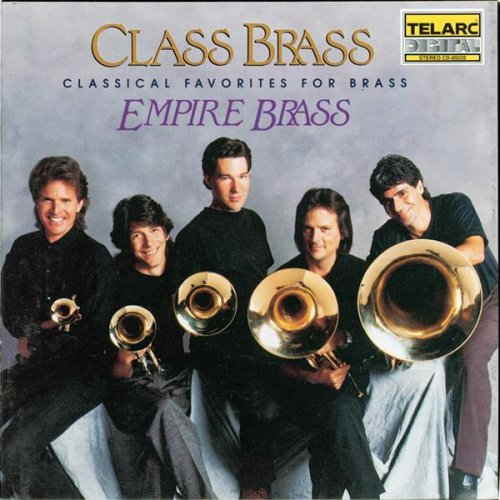 Class Brass: Orchestral Favorites Arranged For Brass