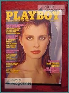 Playboy Magazine, May 1983