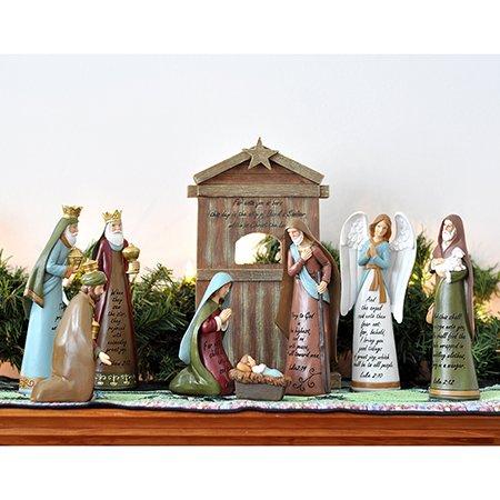 - The Story Of Christmas Nativity Set