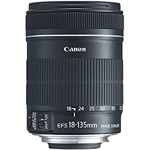 Best Epic Trends 519MyCIHh6L._SS300_ Canon EF-S 18-135mm f/3.5-5.6 IS Standard Zoom Lens for Canon Digital SLR Cameras (New, White box)