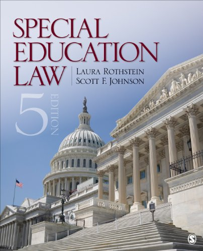 Special Education Law (Special Education Law)
