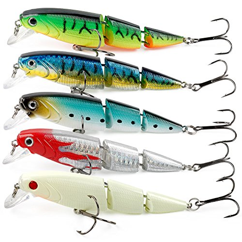 Top 10 best saltwater fishing lures best of 2018 reviews for Fish call review