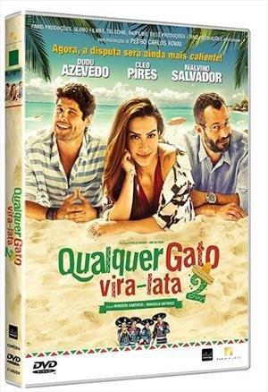Qualquer Gato Vira - Lata 2 (2015) (Santucci / Antun - Dudu Azevedo