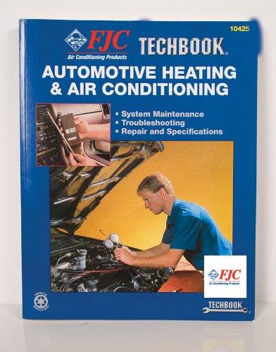 FJC 2819 Automotive Heating & Air Conditioning Manual