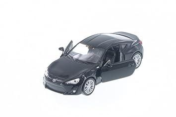 Amazon Com Toyota 86 Black Welly 43669d 1 38 Scale Diecast