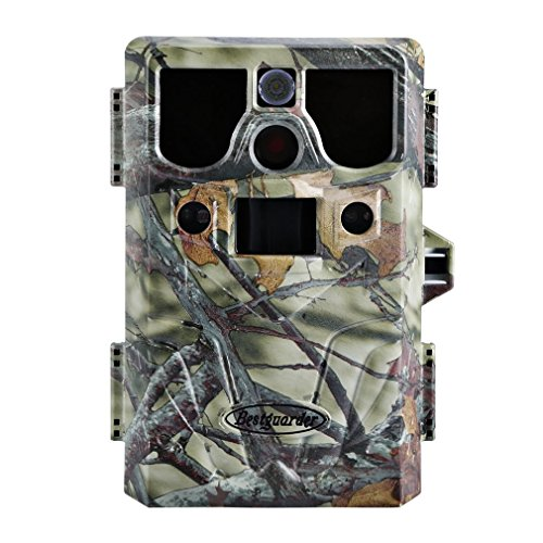 Hunting Trail Camera, LESHP 12 million PX Waterpfoof HD 8-in-1 multi-function Trail Camera for Hunting with Infrared Night Vision Digital Hunting Game Trail Scouting to lure animals Camera by LESHP