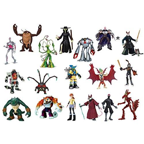 Amazon.com: teenage mutant ninja turtles Friends y villanos ...