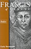 Francis of Assisi - Index, William J. Short, 1565481720