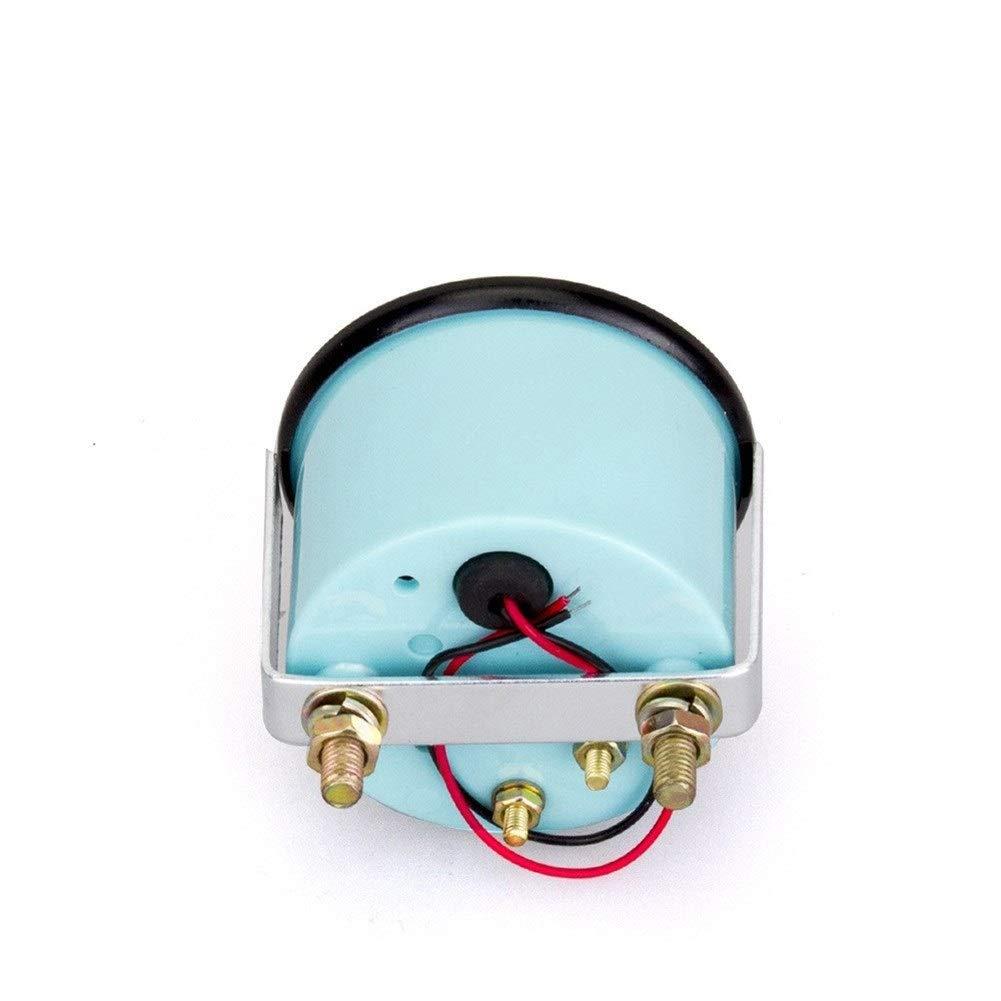 ZGQA-Panels 52mm Auto Modifikation Meter Voltmeter Auto Voltmeter Color : Blue