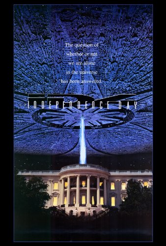 27 x 40 Independence Day Movie Poster