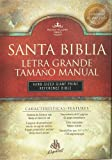 Letra Grande Tamaño Manual, Broadman and Holman Publishers Staff, 1558190635