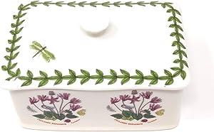 Portmeirion Botanic Garden Covered Butter Tub