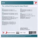 Image of The Juilliard String Quartet plays Mozart